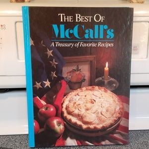 McCall's Cook book